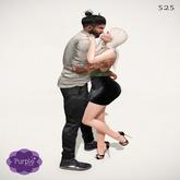 PURPLE POSES - Couple 525