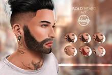 IDTTY Faces - Bold Beard