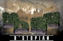 D'STOPIAN // Secret Garden Hedges (Stone)