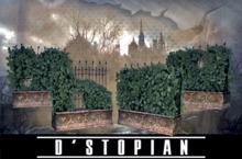 D'STOPIAN // Secret Garden Hedges (Sand)