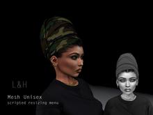 L&H :: Nala Headwrap Military