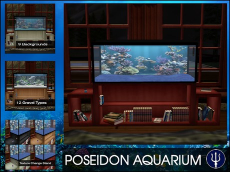 [ ψ Poseidon Aquarium ψ ]