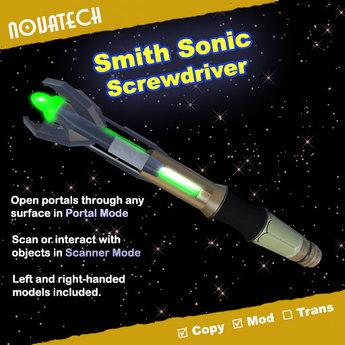 Sonic Screwdriver, Smith