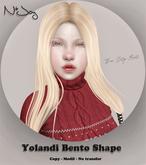 [N*Joy] Yolandi Bento Shape