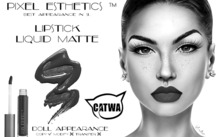 .:DA:. Lipstick Liquid Matte CATWA DEMO