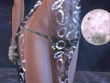 Ally★Adventure - Ptolema Slit Toga Dress - DEMO - Maitreya, Slink, Belleza