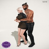 PURPLE POSES - Couple 509
