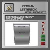 EMU German Letterbox