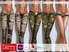 LARRY JEANS - CAMO Combo Pack 02