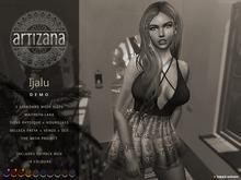 Artizana - Ijalu Collection (Demo) - Mesh Dress - Fatpack + HUD
