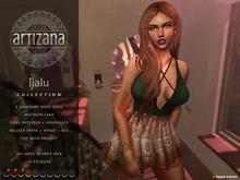 Artizana - Ijalu Collection - Mesh Dress - Fatpack + HUD