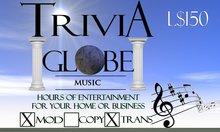 Music Trivia Globe