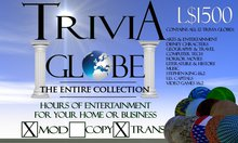 Trivia Globe Collection