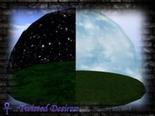 .:TD:. Star/Sky Dome - Texture Changing Dome