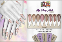 [ S H O C K ] Stay Classy Nails - LUXURY SERIES