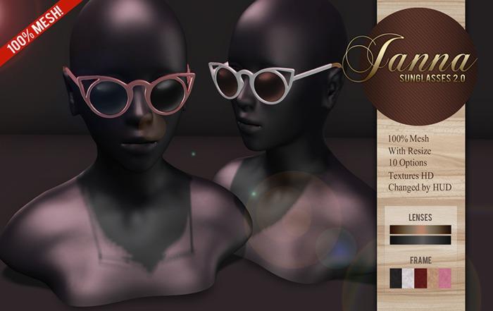 Daju Boutique. Sunglasses Janna 2.0 (Wear me)