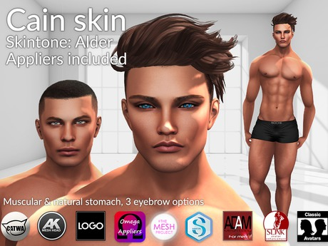 LURE: Cain skin - Alder (BoM ready)
