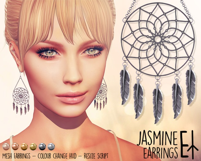 Euphorie - Jasmine Earrings
