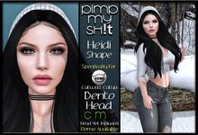 PMS - Heidi Shape