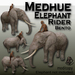 Medhue Elephant Rider v1