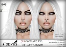 Corvus : DEMO Clio Bom Skin with Applier for Catwa Bento