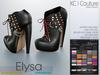 -KC- ELYSA BOOTS / MAITREYA, BELLEZA, SLINK, EVE, MESHPROJECT