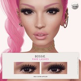 Bossie. fake lashes [catwa] (wear me)
