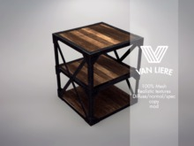 [VL] Industrial Side table
