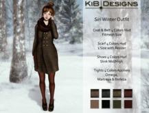KiB Designs - Siri Scarf DEMO