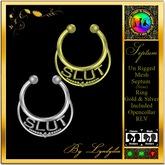 Septum Nose Ring #10