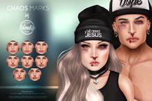 IDTTY Faces - Chaos Marks