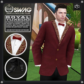 [RnR] Swag Royal Tuxedo Outfit [BOX]