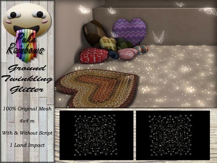 [PR] Ground Twinkling Glitter (Boxed)