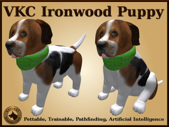 VKC Ironwood Puppy Delivery Kennel