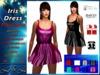 La&LI Iris dress PROMO [Maitreya/EBody/Slink/Classic]