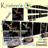 Kristen's @ - Fawns Media Sales Board