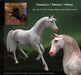 Teegle Texture Pack - Cremello Perlino White - Texture Barn