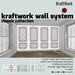 KraftWork Wall System - Classic Collection