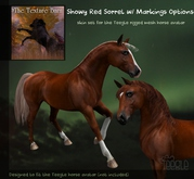 Teegle Texture Pack - Showy Red Sorrel - Texture Barn
