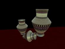 Egyptian Jewel Vase - Egyptian Jar