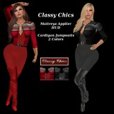 CC - Cardigan Jumpsuits - Maitreya Applier HUD 10L Promotion