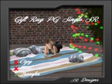 Gift Rug PG Single SR