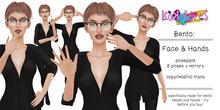 [KoKoLoReS] Bento: Face & Hands poses