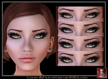 *!* EVE  Lashes#2 for EVE'olution