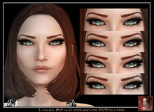 *!* EVE  Lashes#3 for EVE'olution