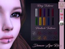 ~DG~ Demon Lips Ring for Catwa Catya Bento Head