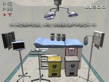 [P.0.E] - Hospital Kit Masterpack