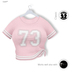 % S A L E % GAWK! Rose Knotted Baseball Shirt   for Standard Avatar   works well with Maitreya Mesh Body