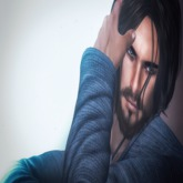 eTc Poses - Male Portrait 1