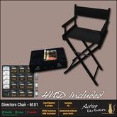 [A-U] Furniture :: Directors Chair - M.01